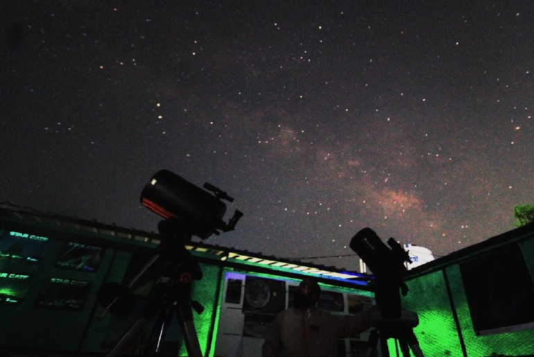 Stargate Observatory Bhimtal