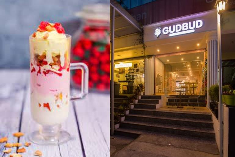 ice cream thali gudbud
